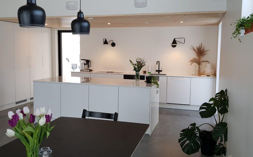Charmian keittiö- ja kiintokalusteet viimeistelevät kodin asuinmukavuuden ja käytettävyyden